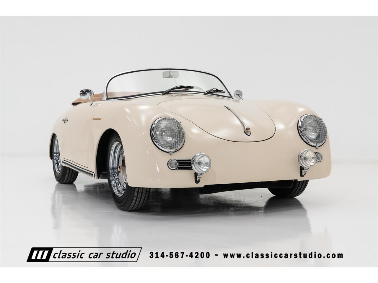Large Picture of Classic '57 Porsche 356 located in Saint Louis Missouri - PNQG