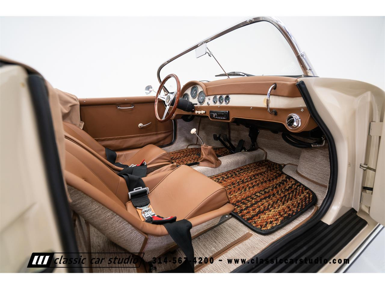 Large Picture of Classic '57 Porsche 356 located in Saint Louis Missouri - $49,900.00 Offered by Classic Car Studio - PNQG