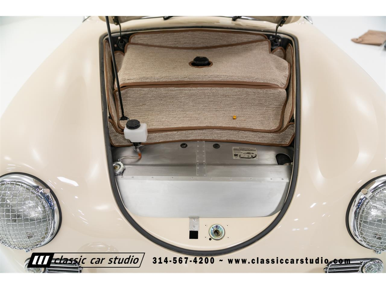 Large Picture of '57 Porsche 356 located in Saint Louis Missouri - $49,900.00 Offered by Classic Car Studio - PNQG