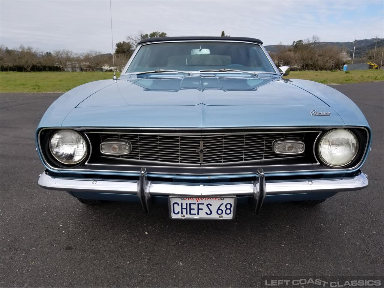 Large Picture of 1968 Camaro located in California - PNQK