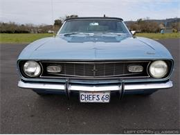 Picture of '68 Chevrolet Camaro located in Sonoma California - $33,900.00 Offered by Left Coast Classics - PNQK