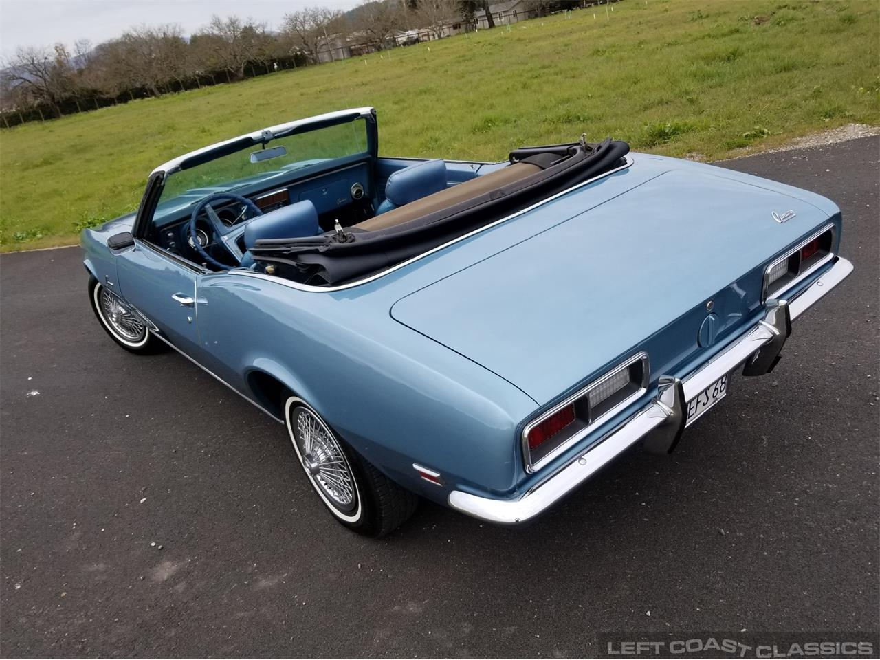 Large Picture of 1968 Camaro located in California - $33,900.00 - PNQK