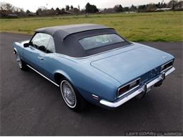 Picture of Classic '68 Camaro located in Sonoma California - $33,900.00 Offered by Left Coast Classics - PNQK