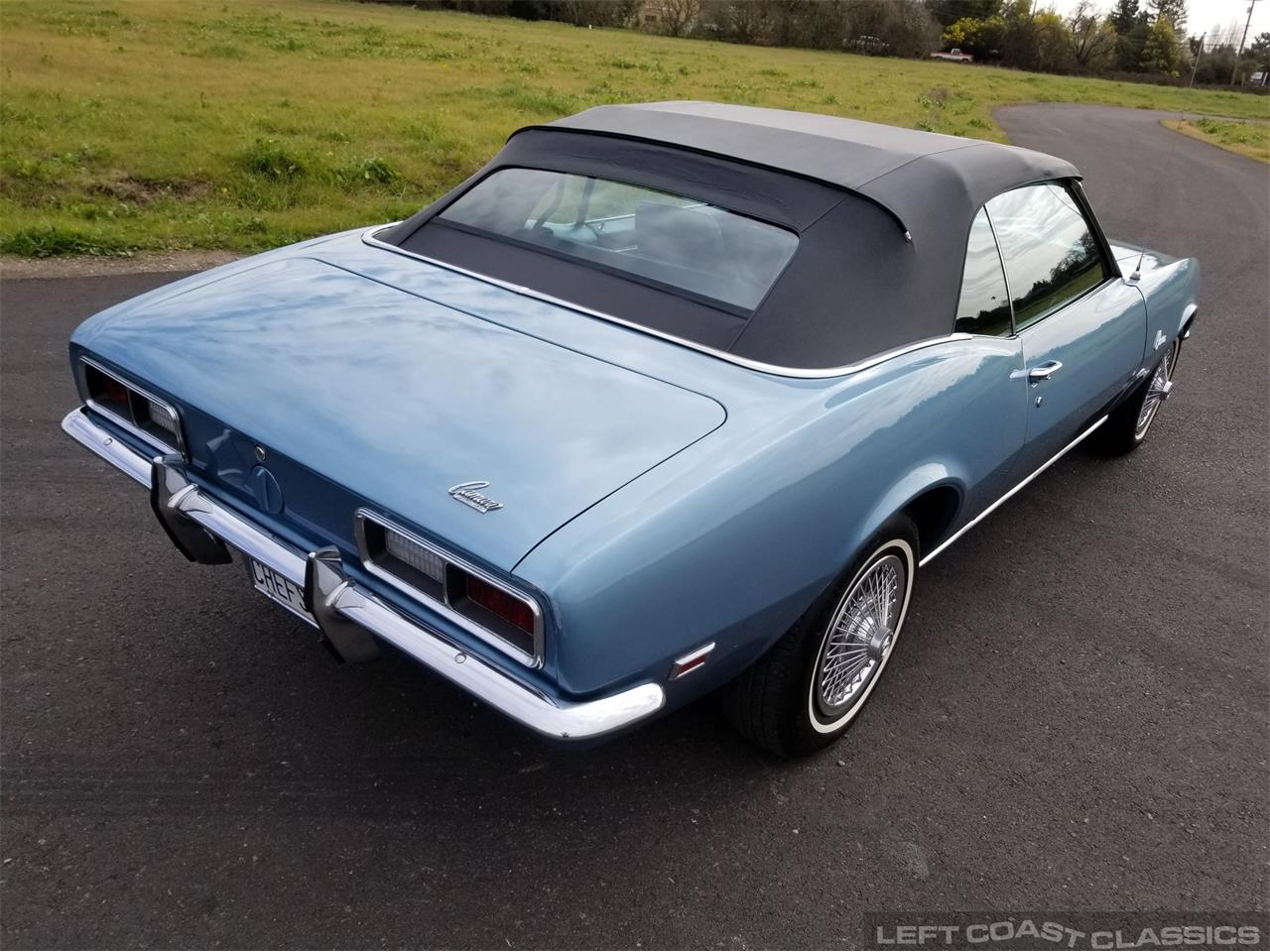 Large Picture of '68 Chevrolet Camaro located in California - $33,900.00 Offered by Left Coast Classics - PNQK