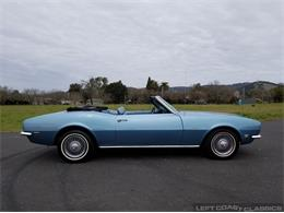 Picture of '68 Camaro located in Sonoma California Offered by Left Coast Classics - PNQK