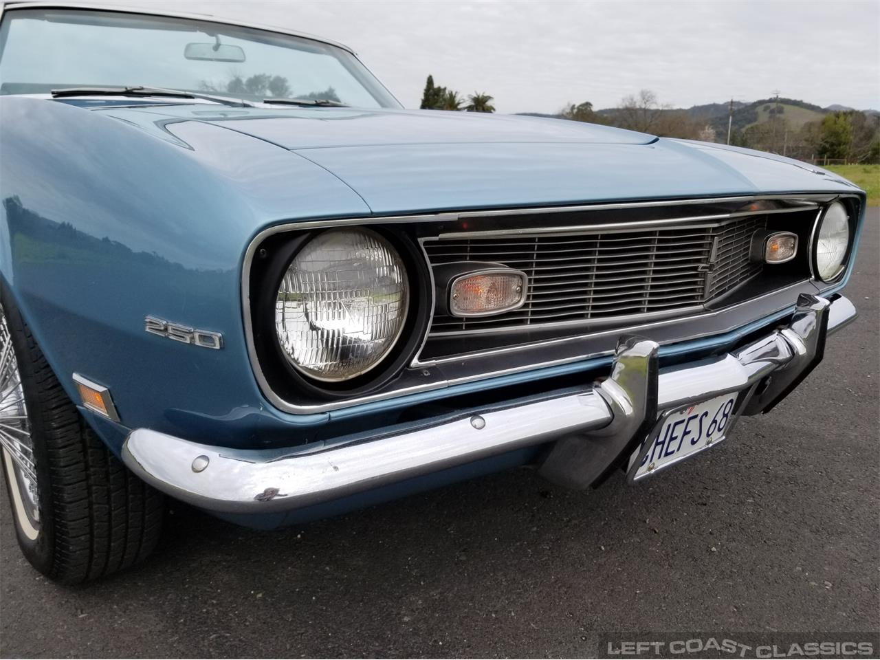 Large Picture of 1968 Chevrolet Camaro - $33,900.00 Offered by Left Coast Classics - PNQK