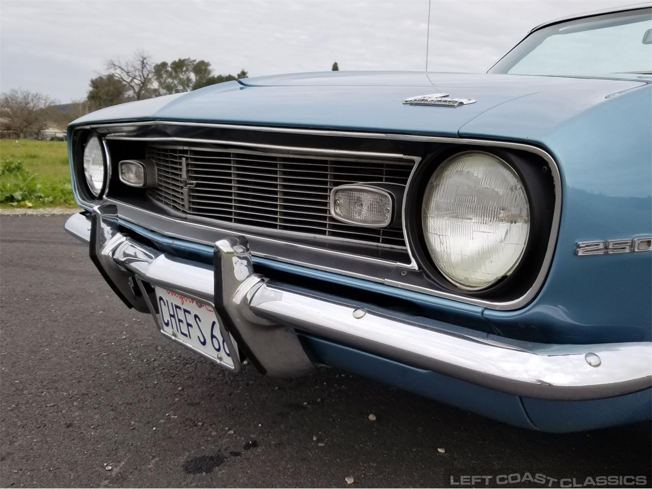 Large Picture of Classic '68 Chevrolet Camaro located in Sonoma California - $33,900.00 Offered by Left Coast Classics - PNQK
