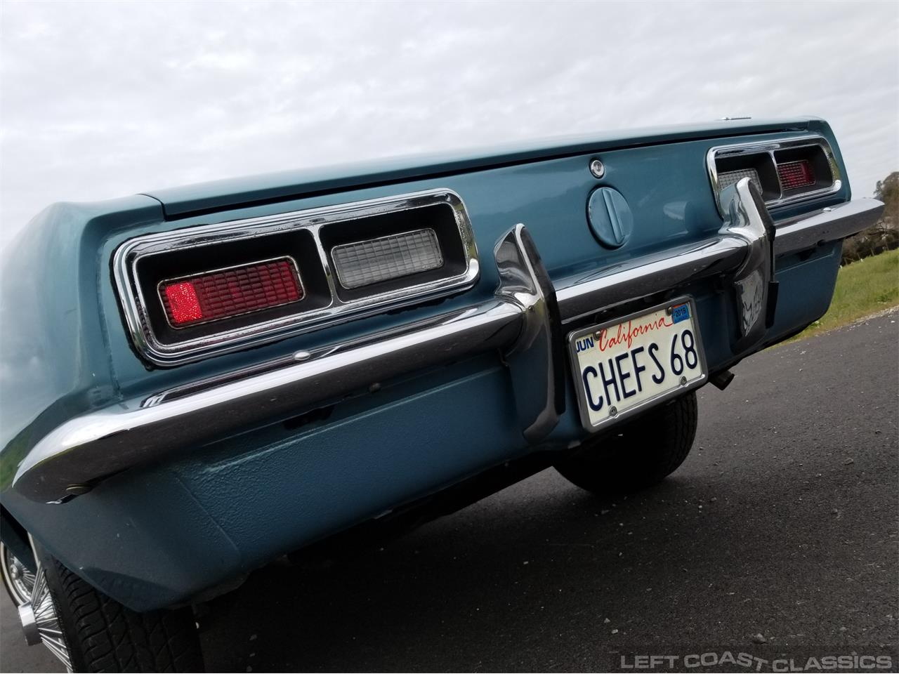 Large Picture of '68 Chevrolet Camaro Offered by Left Coast Classics - PNQK
