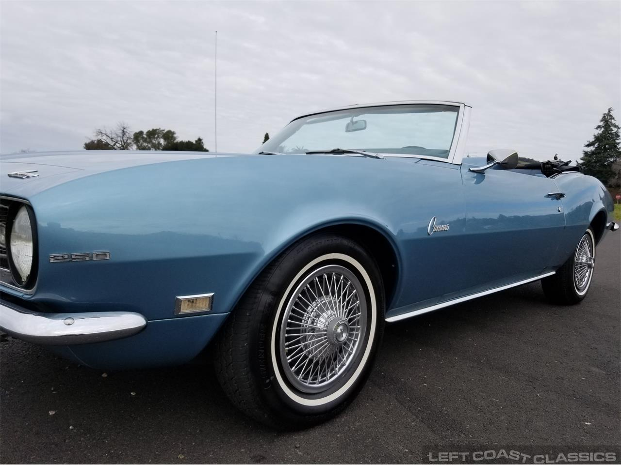 Large Picture of Classic '68 Chevrolet Camaro - $33,900.00 - PNQK