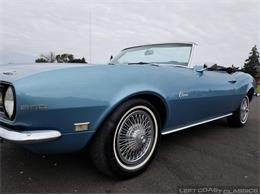 Picture of '68 Camaro located in California - $33,900.00 Offered by Left Coast Classics - PNQK