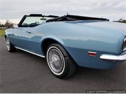 Picture of 1968 Camaro - $33,900.00 Offered by Left Coast Classics - PNQK