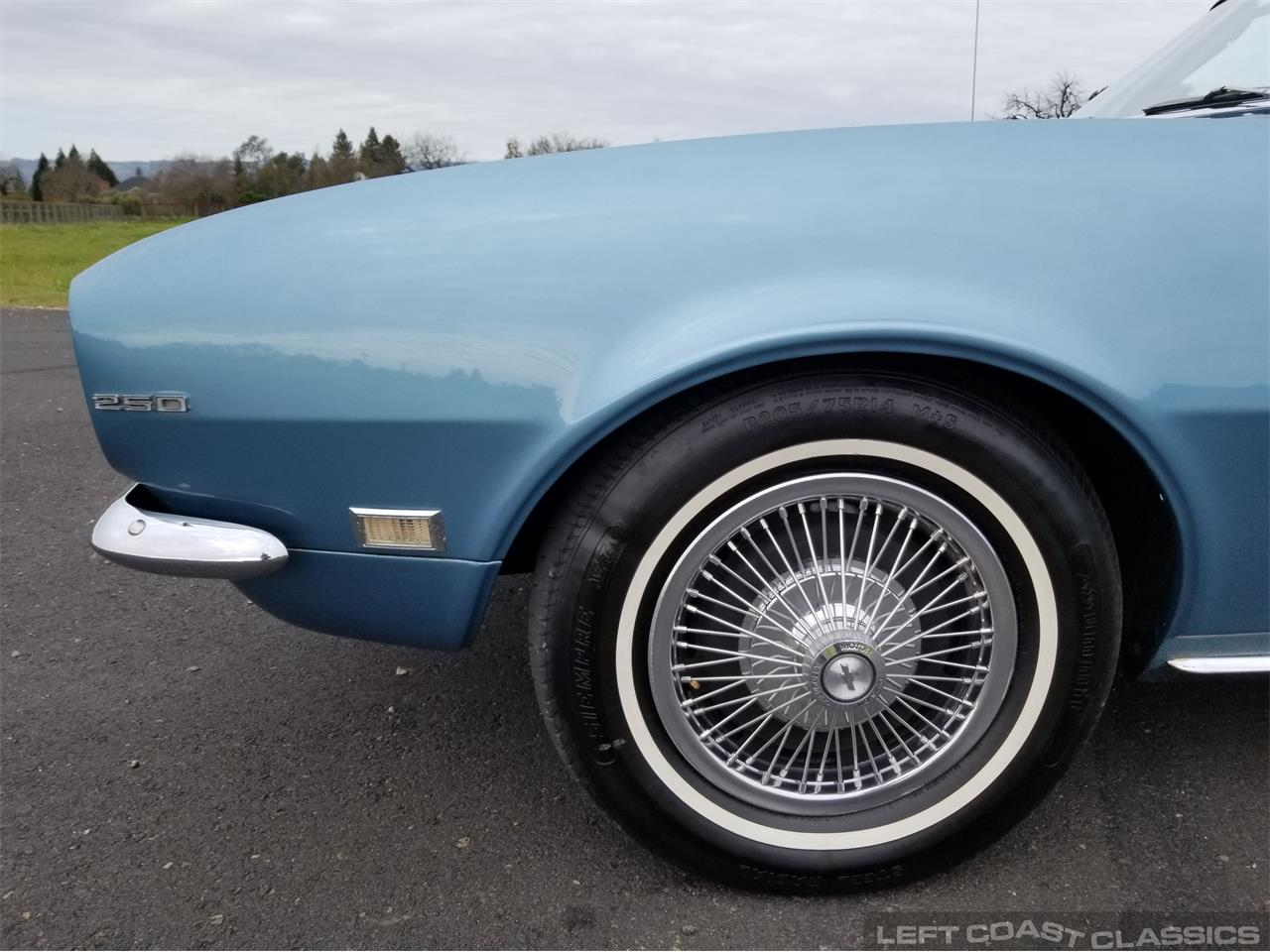 Large Picture of 1968 Chevrolet Camaro located in California - PNQK