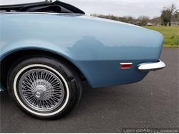Picture of 1968 Camaro located in California Offered by Left Coast Classics - PNQK