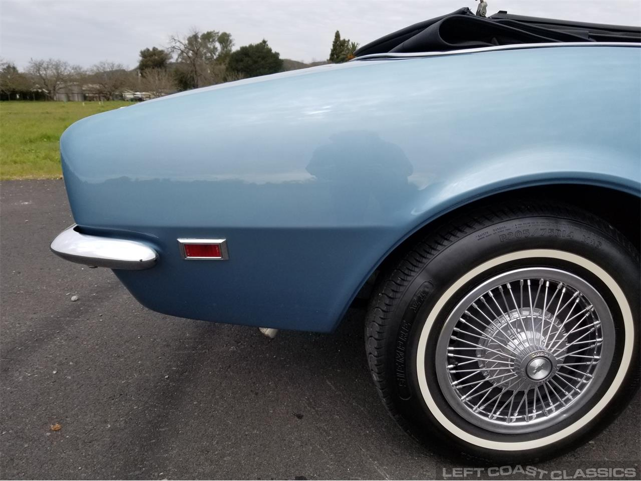 Large Picture of '68 Chevrolet Camaro located in California - $33,900.00 - PNQK