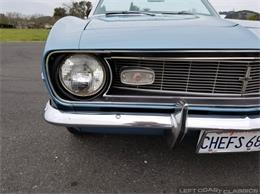 Picture of Classic '68 Camaro located in California Offered by Left Coast Classics - PNQK