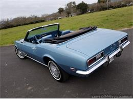 Picture of 1968 Camaro Offered by Left Coast Classics - PNQK