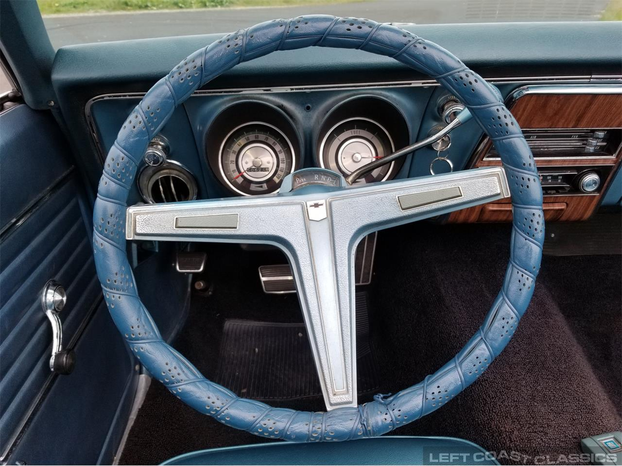 Large Picture of Classic '68 Chevrolet Camaro Offered by Left Coast Classics - PNQK