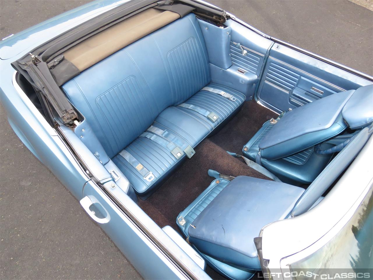 Large Picture of '68 Chevrolet Camaro located in California Offered by Left Coast Classics - PNQK