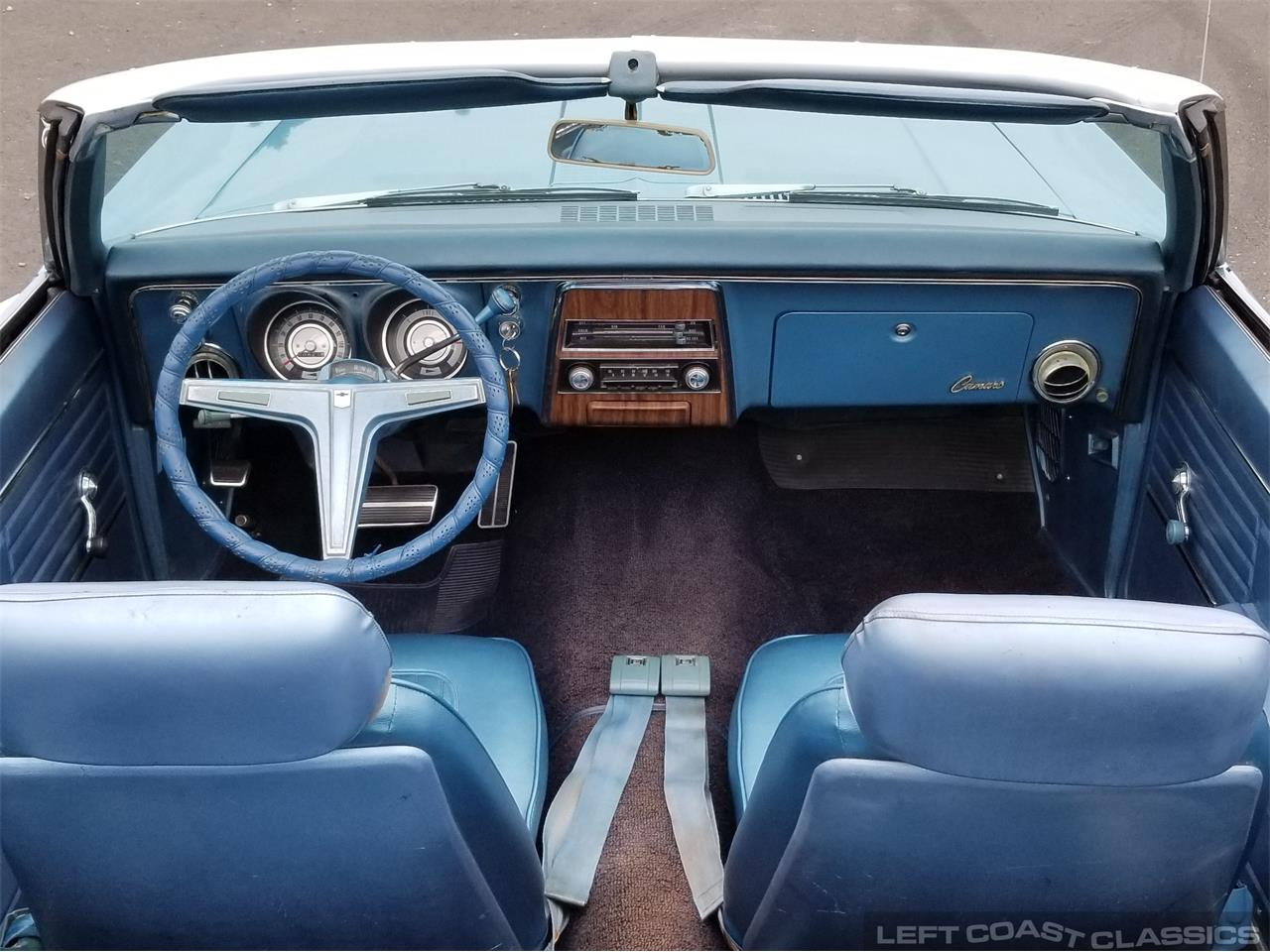 Large Picture of Classic 1968 Camaro located in California Offered by Left Coast Classics - PNQK