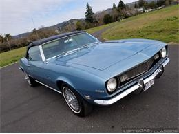 Picture of '68 Chevrolet Camaro located in California Offered by Left Coast Classics - PNQK