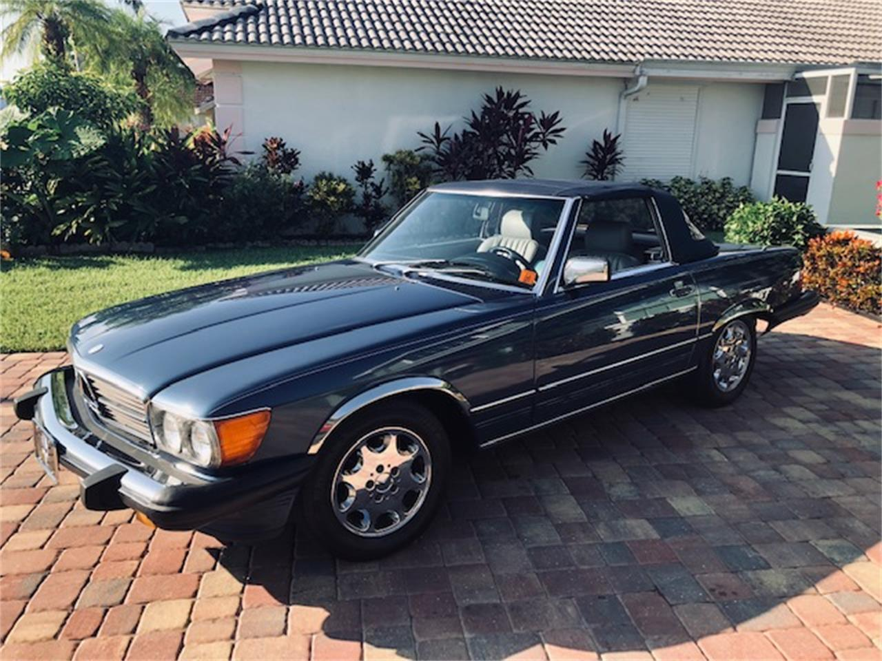 Large Picture of '86 560SL - PNQL