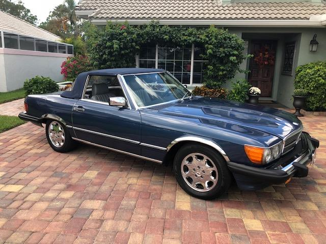 Picture of '86 560SL - PNQL