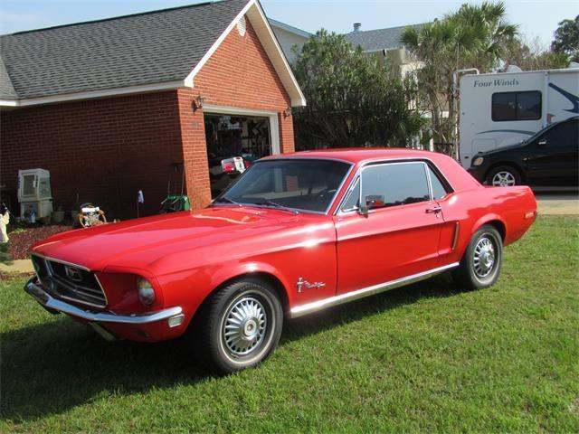 Picture of 1968 Ford Mustang - $8,500.00 - PNQO