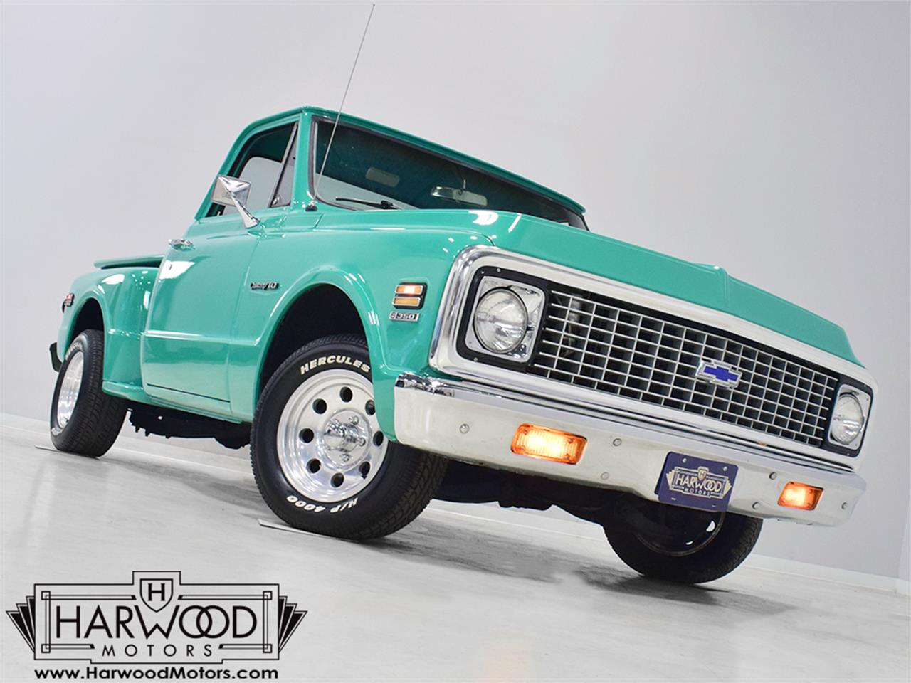 Large Picture of Classic 1971 Chevrolet C10 located in Macedonia Ohio Offered by Harwood Motors, LTD. - PNQR
