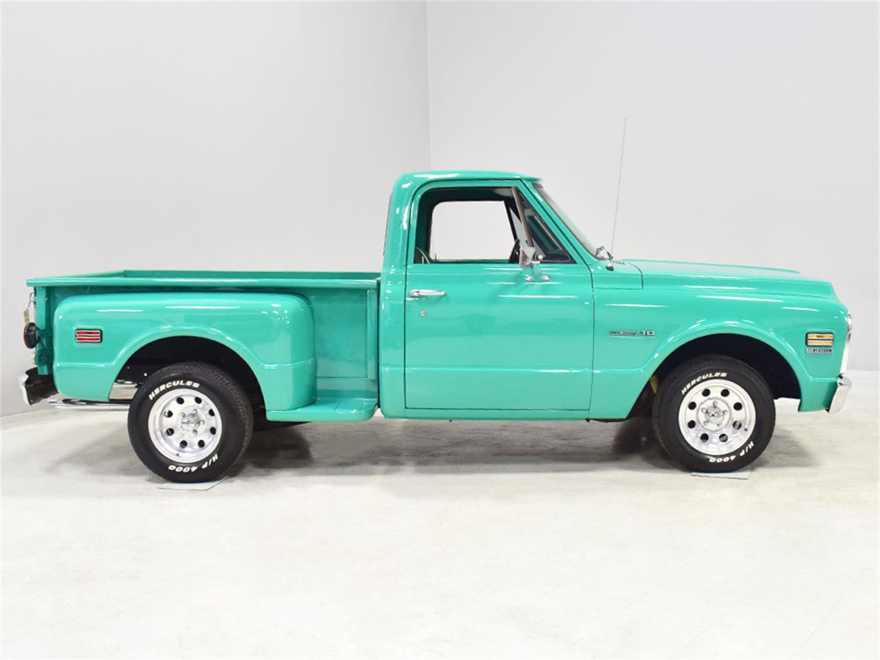 Large Picture of 1971 C10 - PNQR
