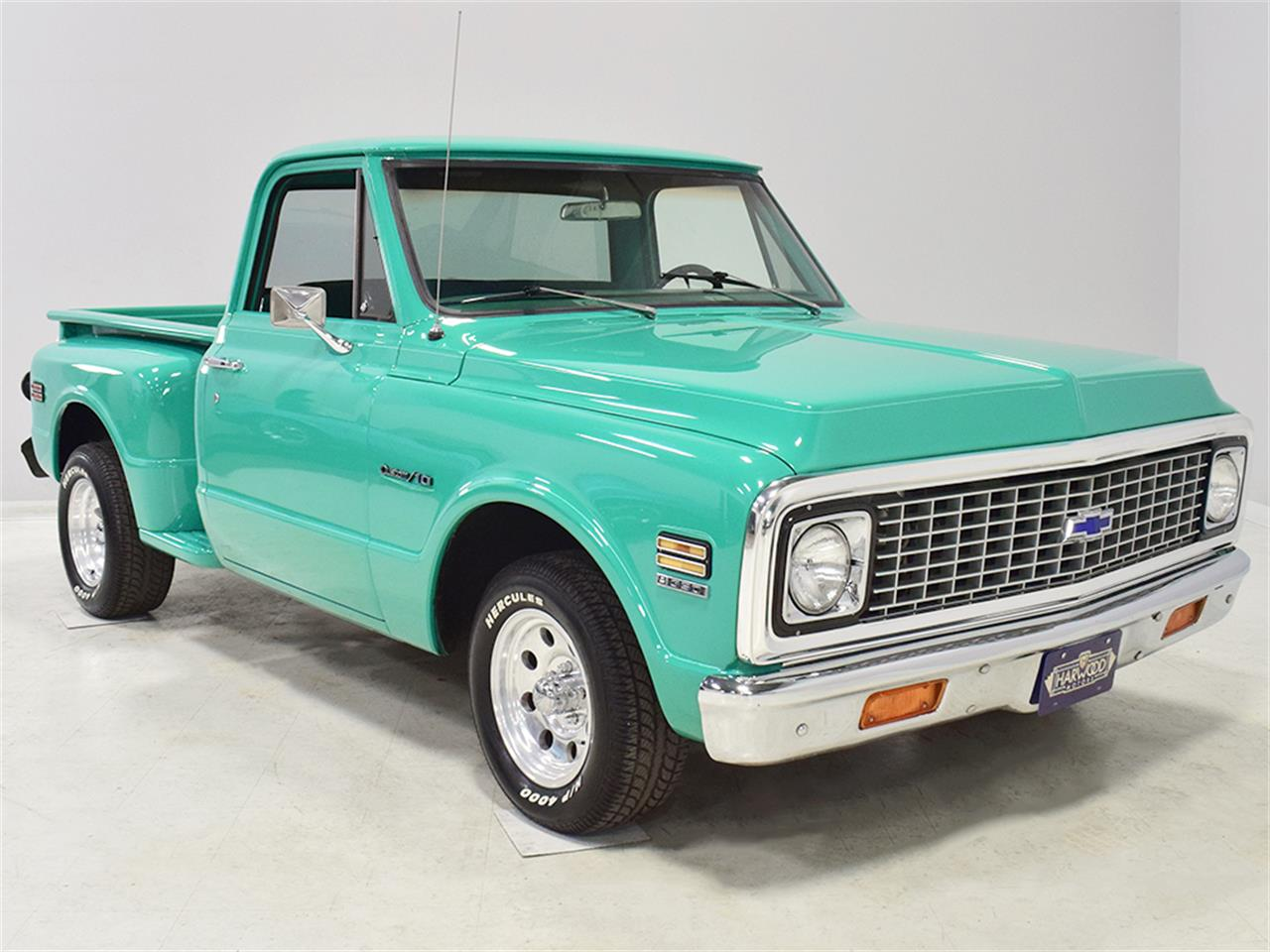 Large Picture of Classic 1971 Chevrolet C10 Offered by Harwood Motors, LTD. - PNQR