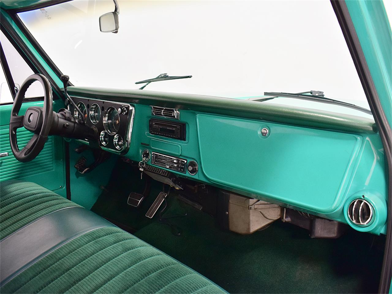 Large Picture of 1971 C10 located in Ohio - $29,900.00 Offered by Harwood Motors, LTD. - PNQR