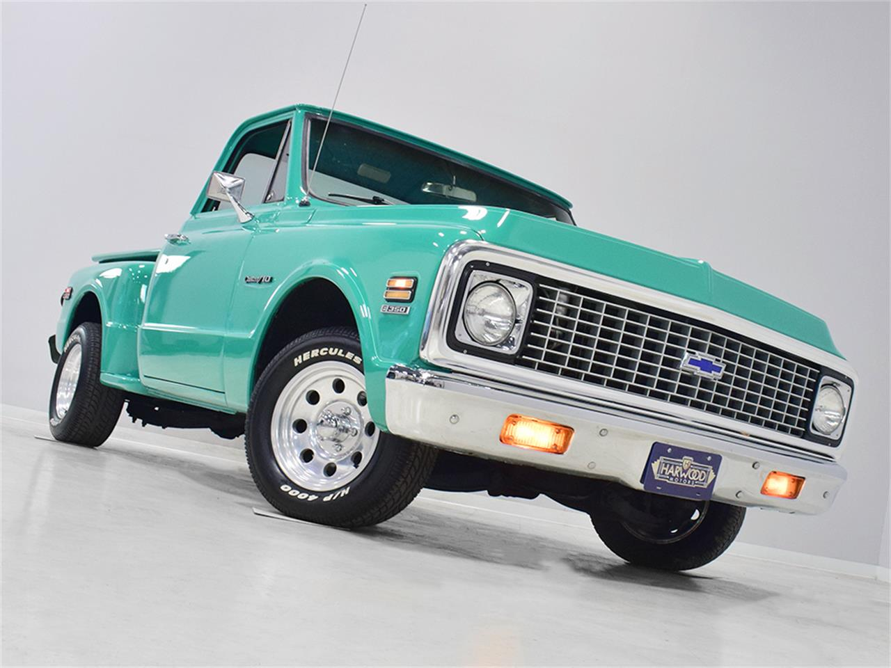 Large Picture of 1971 C10 located in Macedonia Ohio Offered by Harwood Motors, LTD. - PNQR