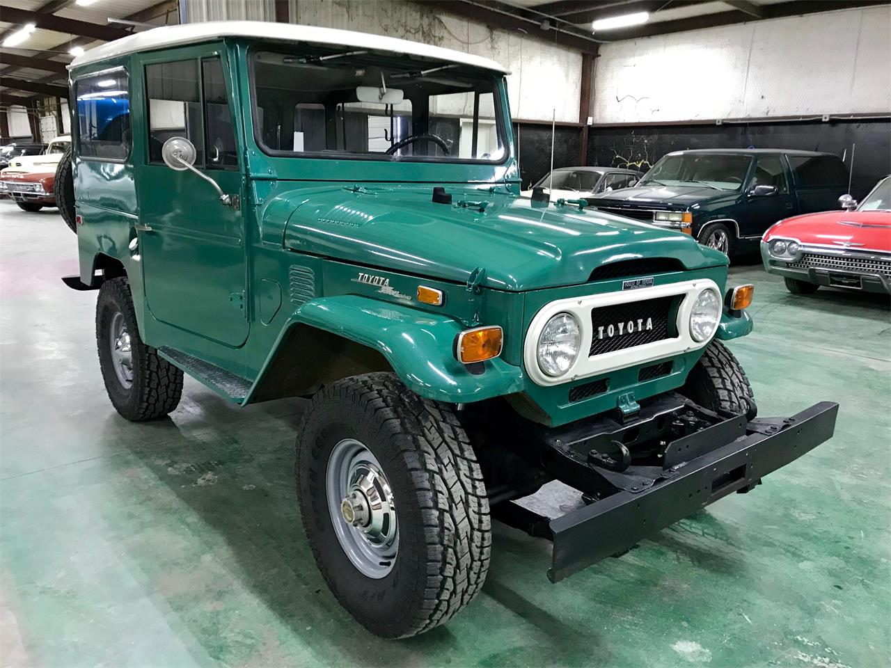 Large Picture of '72 Land Cruiser FJ - PNQV