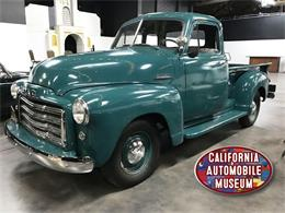 Picture of Classic 1952 GMC 100 located in California Offered by California Automobile Museum - PNQX