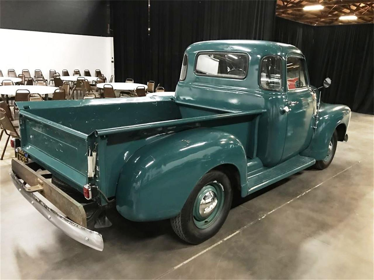 Large Picture of 1952 GMC 100 located in Sacramento California - PNQX