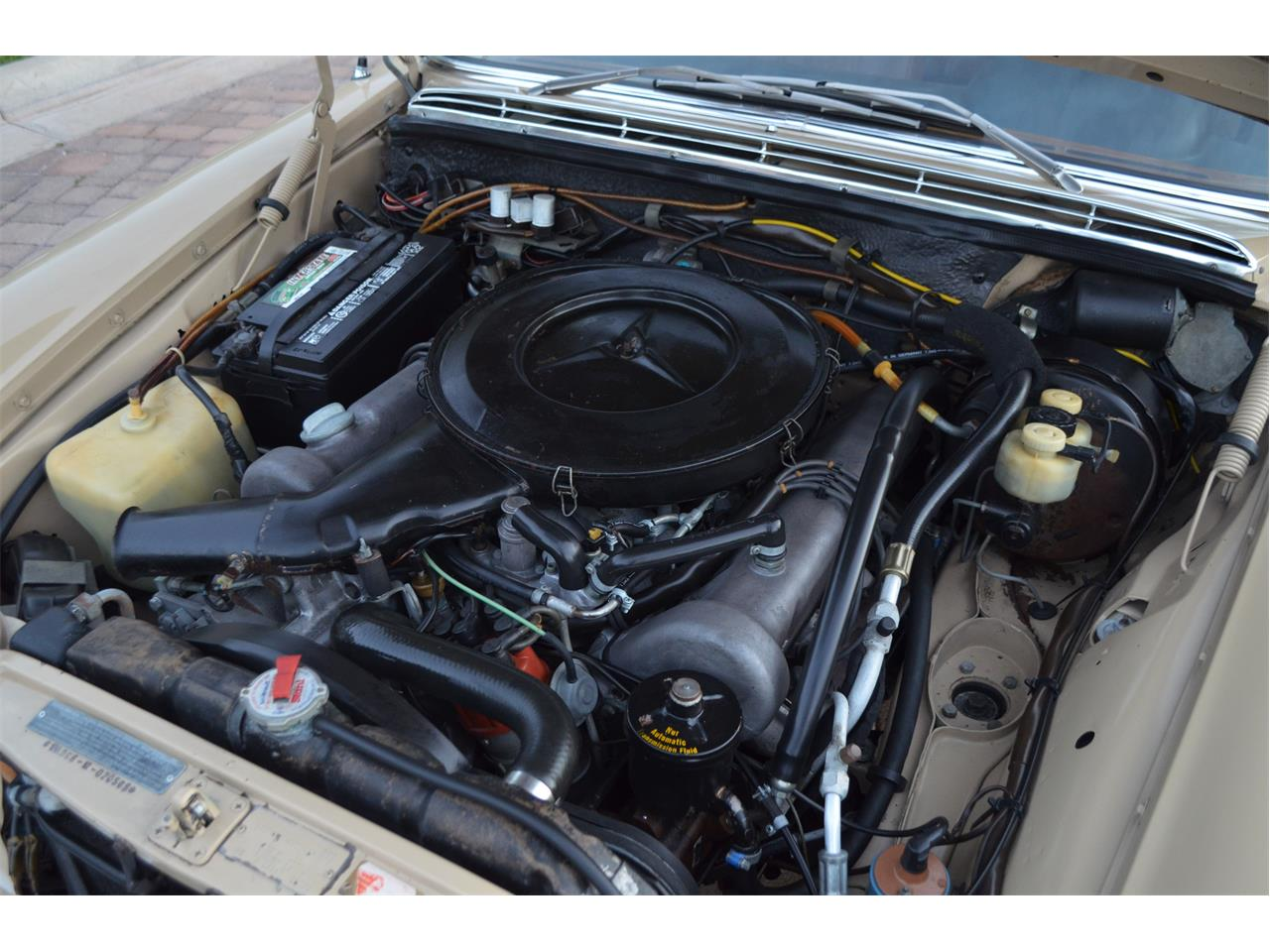 Large Picture of 1973 Mercedes-Benz 280SEL Offered by European Motor Studio - PNR0