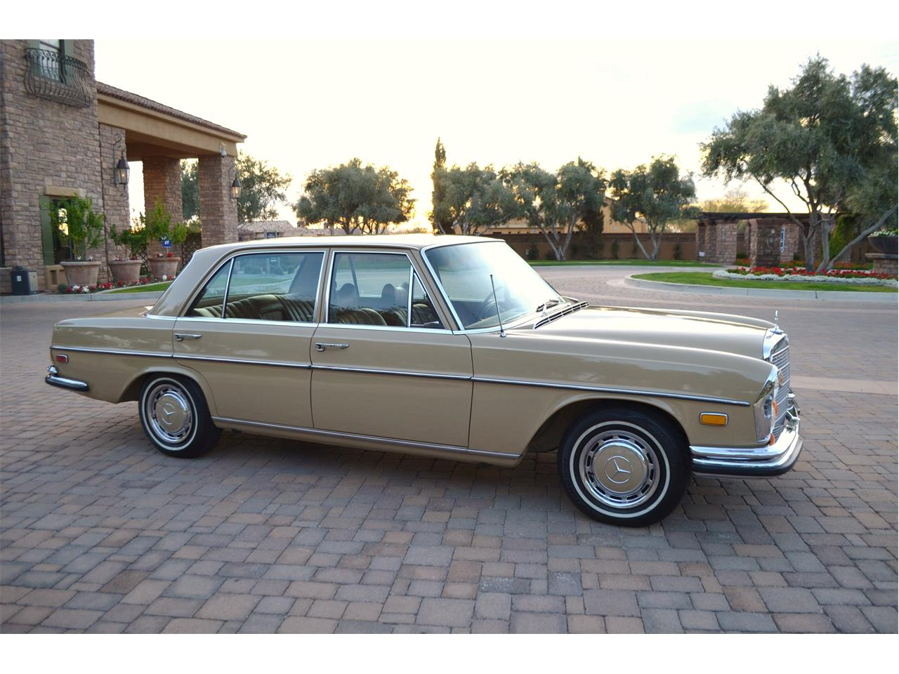 Large Picture of Classic '73 Mercedes-Benz 280SEL located in Chandler Arizona - $23,995.00 - PNR0