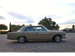 Picture of '73 Mercedes-Benz 280SEL located in Chandler Arizona - $23,995.00 Offered by European Motor Studio - PNR0