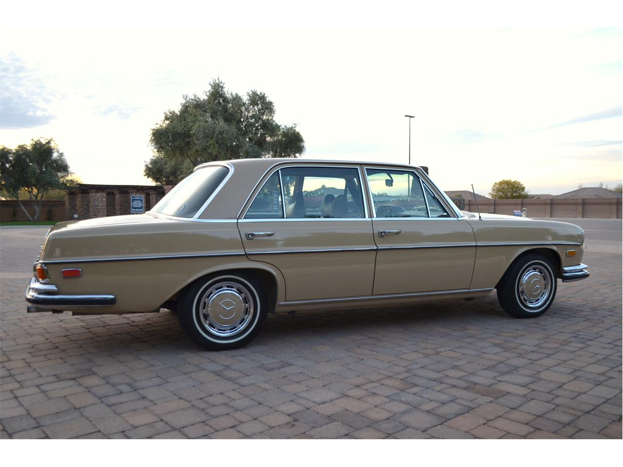 Large Picture of Classic '73 280SEL located in Arizona - PNR0