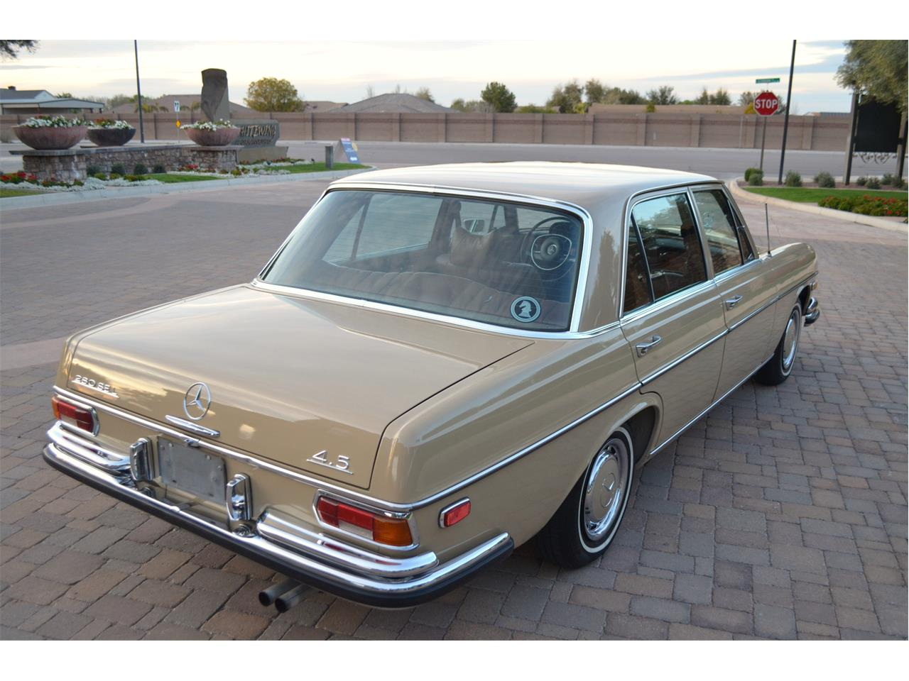 Large Picture of Classic '73 280SEL Offered by European Motor Studio - PNR0