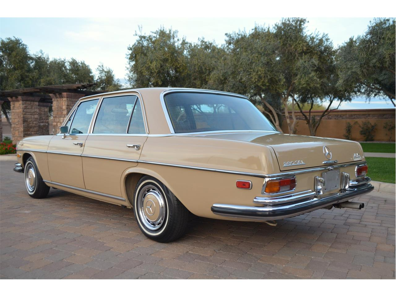 Large Picture of Classic '73 Mercedes-Benz 280SEL - $23,995.00 Offered by European Motor Studio - PNR0