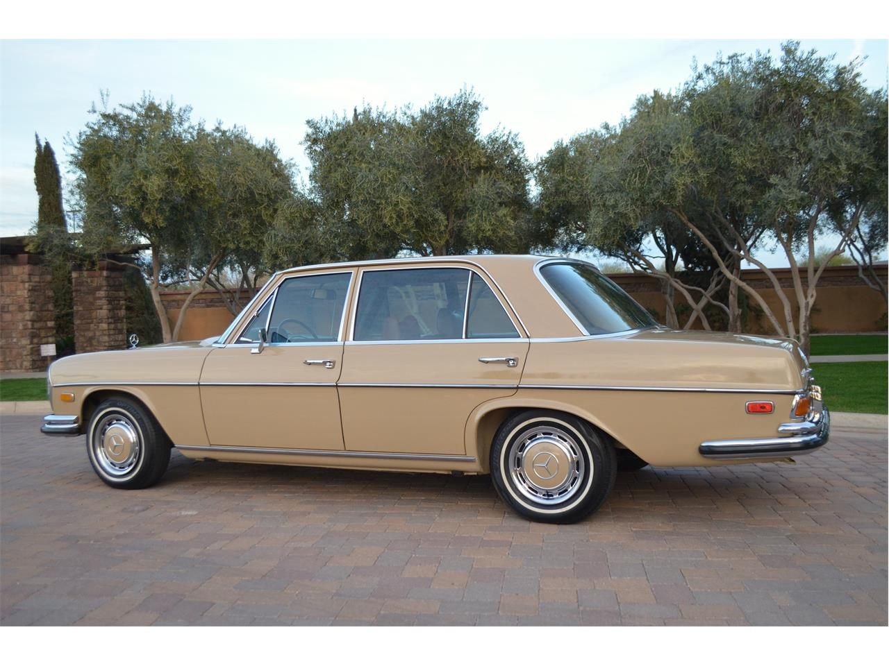 Large Picture of Classic 1973 Mercedes-Benz 280SEL - $23,995.00 - PNR0