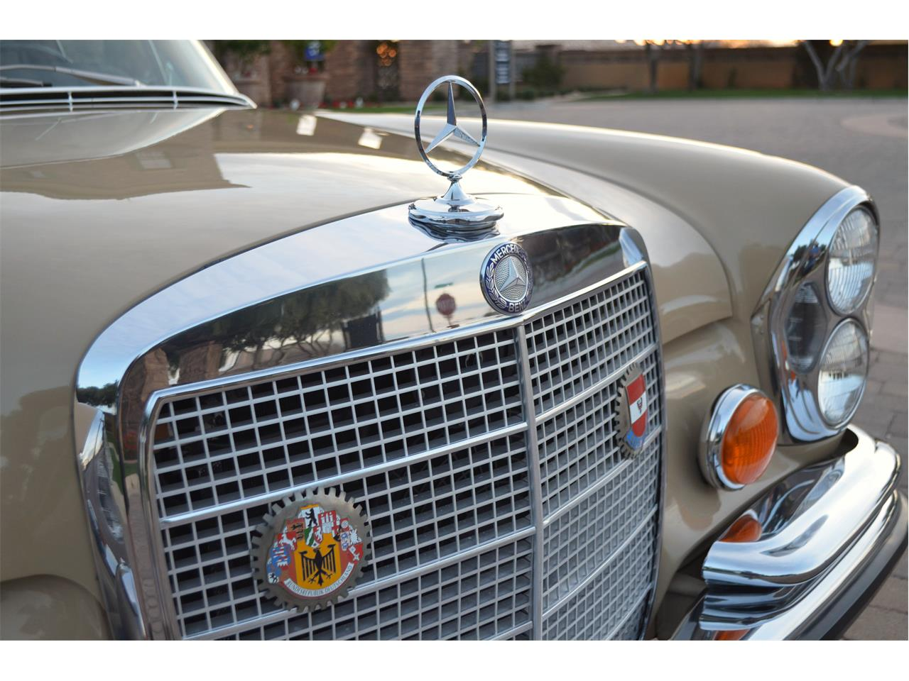 Large Picture of Classic '73 Mercedes-Benz 280SEL located in Chandler Arizona Offered by European Motor Studio - PNR0