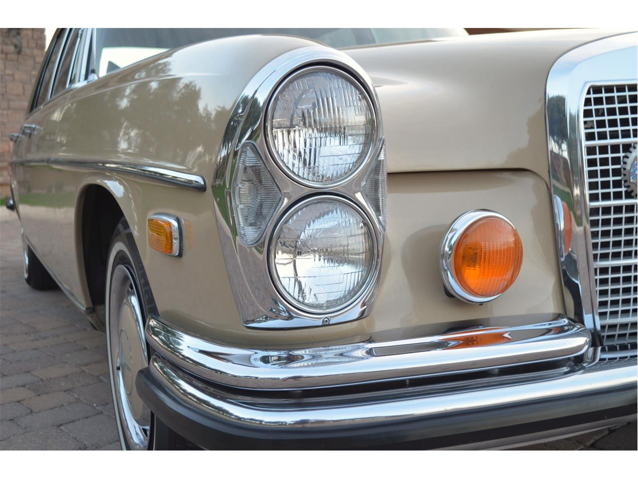 Large Picture of 1973 280SEL - PNR0