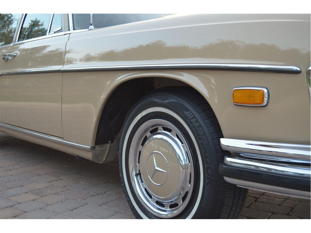 Large Picture of Classic '73 Mercedes-Benz 280SEL located in Chandler Arizona - $23,995.00 Offered by European Motor Studio - PNR0