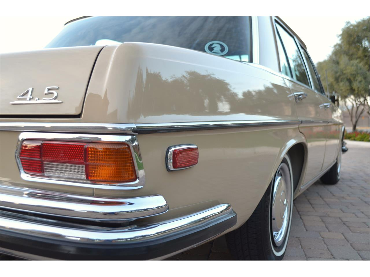 Large Picture of Classic 1973 280SEL Offered by European Motor Studio - PNR0