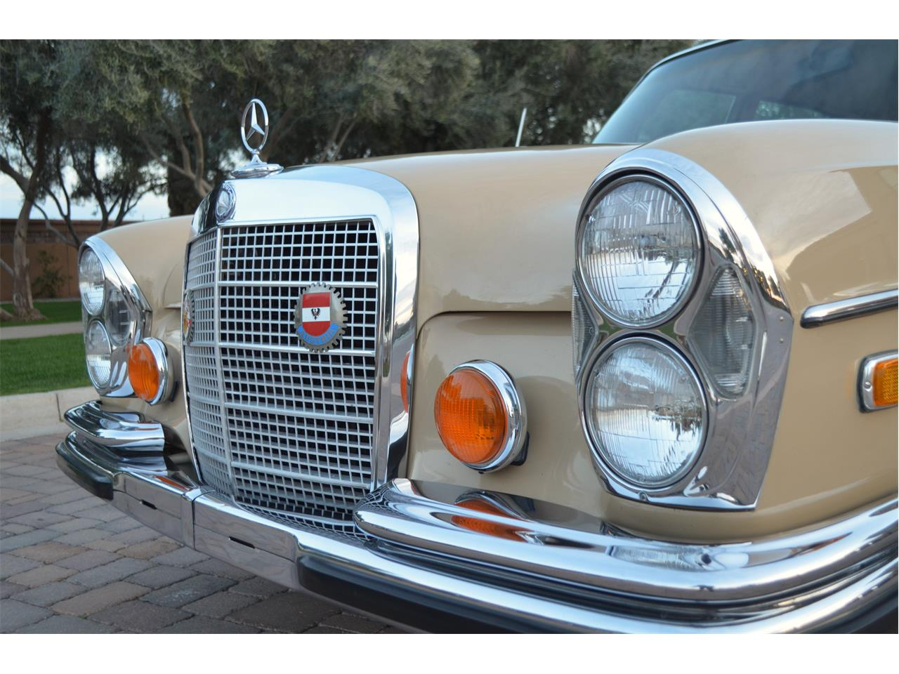 Large Picture of Classic 1973 Mercedes-Benz 280SEL located in Arizona - $23,995.00 - PNR0