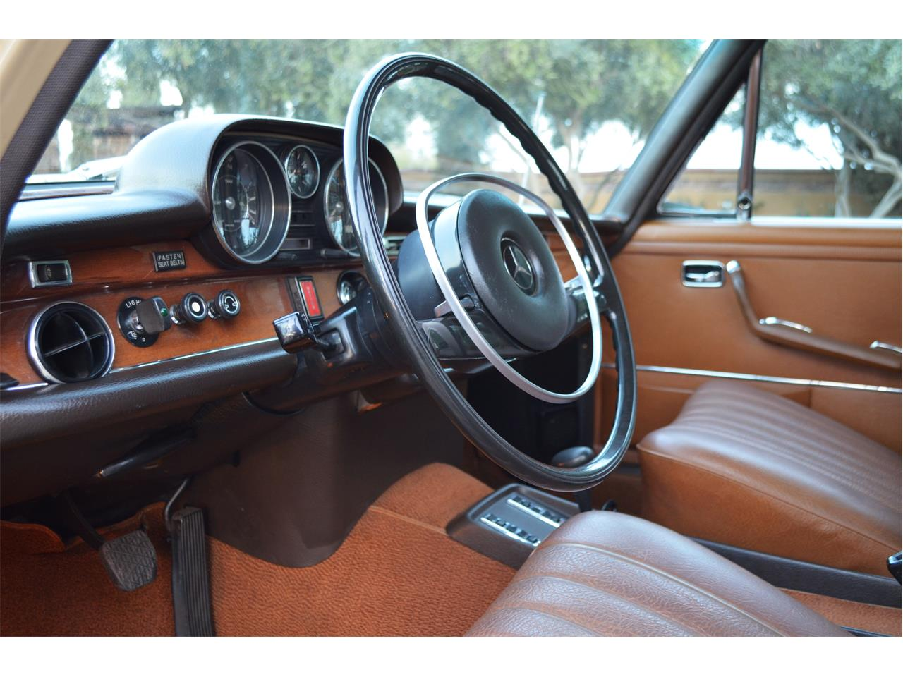 Large Picture of 1973 Mercedes-Benz 280SEL located in Chandler Arizona - $23,995.00 Offered by European Motor Studio - PNR0