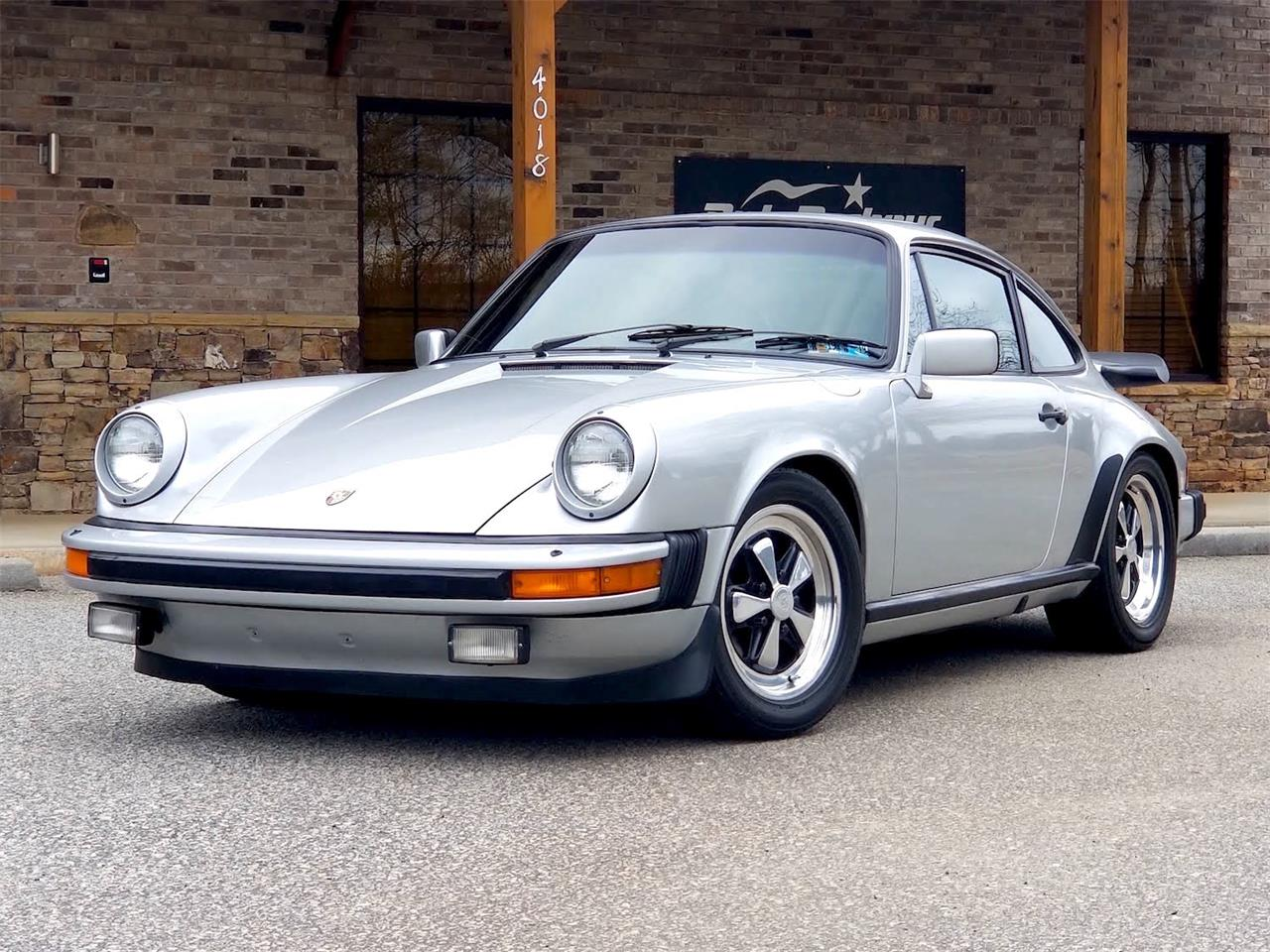 Large Picture of 1980 911SC located in Oakwood Georgia - PNR1