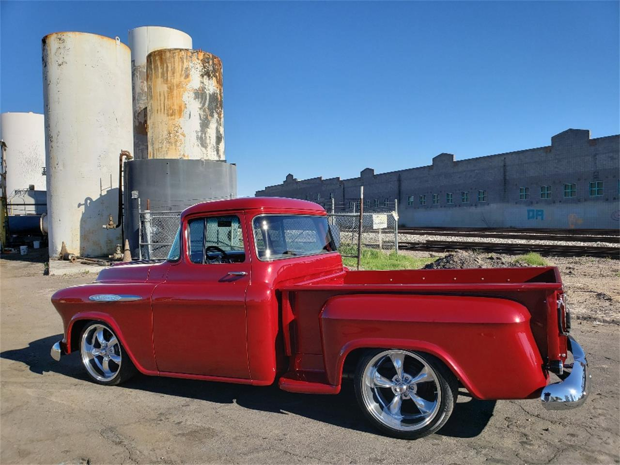 Large Picture of '57 Chevrolet 3100 located in Mesa Arizona - $44,000.00 - PNR2